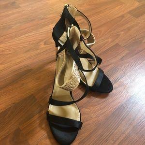BCBG MaxAzria High Heel Embellished Sandal US 10